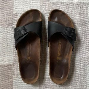 BIRKENSTOCK MADRID SANDALS / SIZE 40